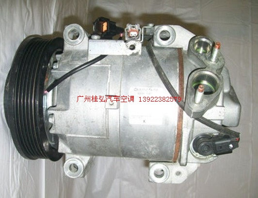 AIR CONDITIONER  COMPRESSOR INFINITI F50 M37 M56 2011 OE;92600-1CA0C